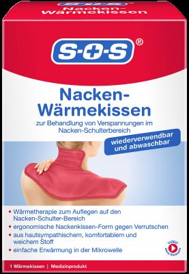 Nacken-Wärmekissen | SOS Produkte