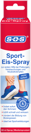 SOS Sport-Eis-Spray