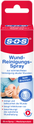 SOS Wund-Reinigungs-Spray