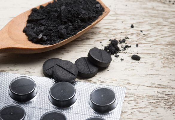 Was Ist Medizinische Kohle Und Wie Wirkt Sie