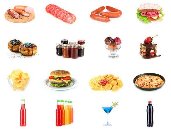 Welche Lebensmittel fördern Sodbrennen?